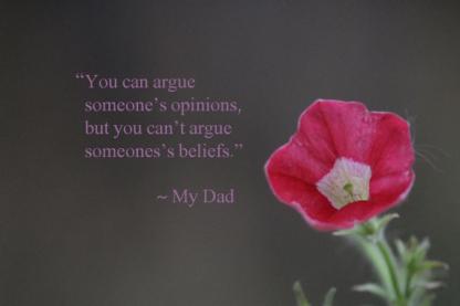 opinions beliefs meme