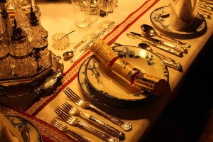 Dalnavert table setting